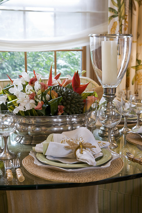 Show House Tablescape